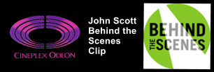 John Scott Behind the Scenes Clip
